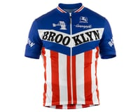 Giordana Team Brooklyn Vero Pro Fit Short Sleeve Jersey (Traditional)