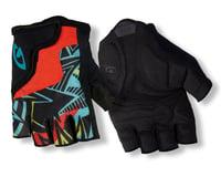 Giro Bravo Jr Gloves (Retro Blue/Red/Black)
