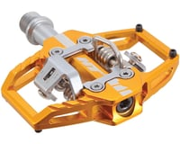 """HT T1 Clipless Pedals (Gold) (9/16"""")"""