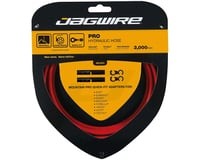 Jagwire Mountain Pro Hydraulic Disc Hose Kit (Red) (3000mm)