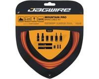 Jagwire Mountain Pro Brake Cable Kit (Orange) (Stainless) (1350/2350mm) (2)