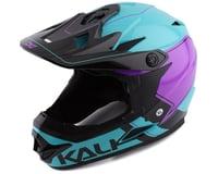 Kali Zoka Switchback Full Face Helmet (Gloss Blue/Purple/Black)