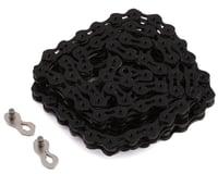 KMC K1SL SuperLite Kool Wide Chain (Black) (Single Speed) (100 Links)