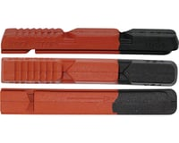 Kool Stop Kool-Stop V2 Replacement Brake Pad Insert: Dual Compound
