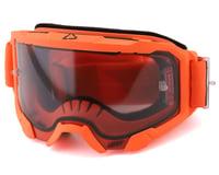 Leatt Velocity 4.5 Goggle (Orange) (Clear 83% Lens)
