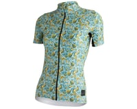 Machines For Freedom Women's Endurance Short Sleeve Jersey (Fruits Print)