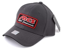 MCS BMX Components Logo Hat (Grey)