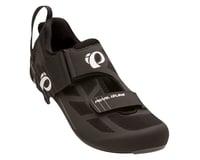 Pearl Izumi Tri Fly Select V6 Tri Shoes (Black/Shadow Grey)