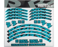 Race Face Decal Kit for Arc 27 Rims (Teal)