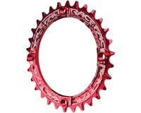 Race Face Narrow-Wide Chainring (Red) (104mm BCD)