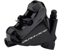 Shimano Dura Ace BR-R9170 Rear Flat-Mount Disc Brake Caliper with Resin Pads wit