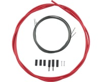 Shimano Road Optislick Derailleur Cable and Housing Set (Red)