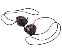 Sidi Wire 2/Drako 2 Replacement Tecno 3 Push Dial (Black) (Pair)