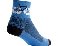 "Sockguy 3"" Socks (Recycle)"