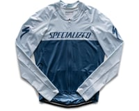 Specialized Men's SL Air Long Sleeve Jersey (Storm Grey/Ice Blue Team)
