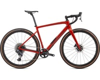 Specialized 2021 Diverge Pro Carbon (Gloss Redwood/Smoke/Chrome/Clean)