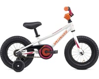 Specialized 2020 Riprock Coaster 12 (White Metallic Silver/Flake Pink/Moto Orange)