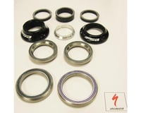 Specialized 2013 Roubaix Sl4 Headset (10 & 15mm Carbon Spacers) (All Sizes Of Lower Bearings)