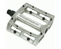 Stolen Throttle Unsealed Pedals (Silver) (Pair)