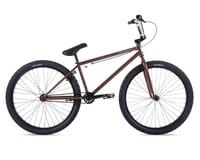 "Stolen 2021 Zeke 26"" BMX Bike (22.25"" Toptube) (Dark Chocolate/Chrome)"