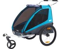 Thule Coaster XT (Blue) (Trailer & Stroller)