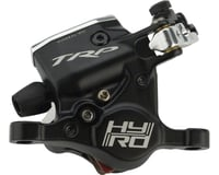 TRP HY/RD Cable Actuated Hydraulic Disc Brake Caliper (Black/Silver)