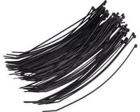 Wheels Manufacturing Zip Ties (Black) (100)