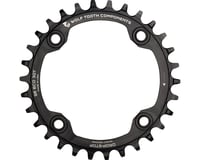 Wolf Tooth Components Drop-Stop Chainring (Black)