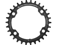 Wolf Tooth Components Drop-Stop Shimano XT 8000 series Chainring (Black)