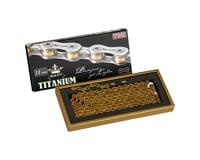 YBN Titanium Chain (Gold) (11 Speed) (116 Links)