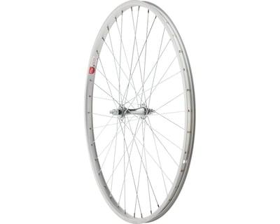 Sta-Tru roue avant 650B//27.5 584 ISO x21mm Axe Enfichable 36