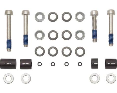 SRAM 20mm Disc Brake Adapter (160mm/180mm/200mm) (Post Mount)