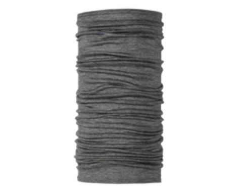 Buff Lightweight Merino Wool Multifunctional Headwear (Grey) (One Size)