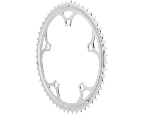 Campagnolo 10-Speed Chainring for Centaur (Silver) (135mm BCD) (Offset N/A) (53T)