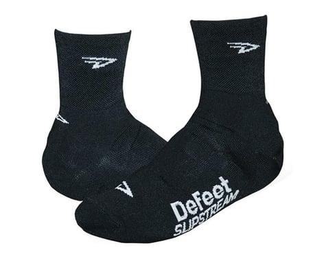 DeFeet Slipstream Shoe Cover (Black) (L/XL)