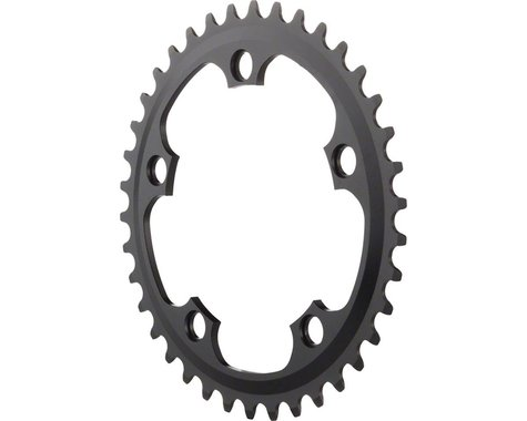 Dimension Single Speed Chainring (Black) (110mm BCD) (Offset N/A) (38T)