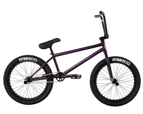 "Fit Bike Co 2021 STR Freecoaster BMX Bike (LG) (20.75"" Toptube)"