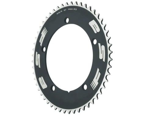 "FSA 1/2""x1/8"" Pro Track Chainring (Black) (144mm BCD) (Offset N/A) (50T)"