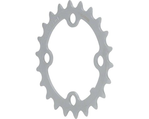 FSA ATB 8/9sp Steel Chainring (Silver) (64mm BCD) (Offset N/A) (22T)