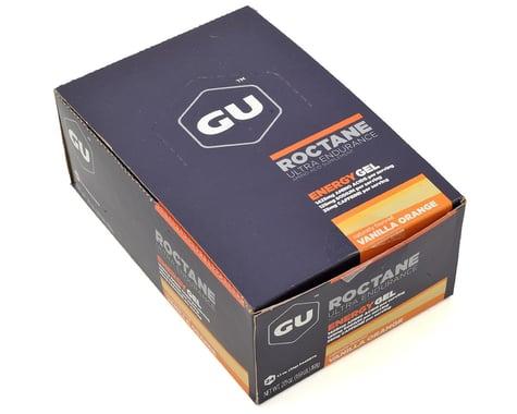 GU Roctane Gel (Vanilla-Orange) (24 1.1oz Packets)