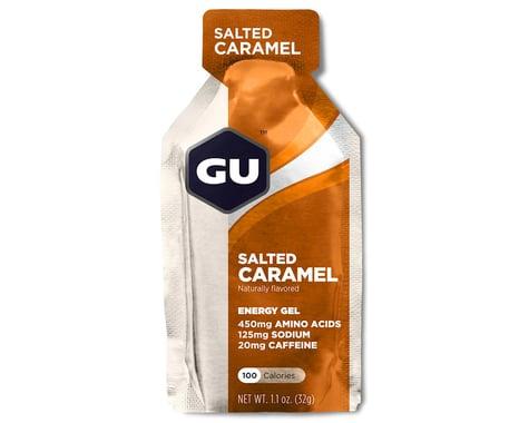 GU Energy Gel (Salted Caramel) (8 1.1oz Packets)