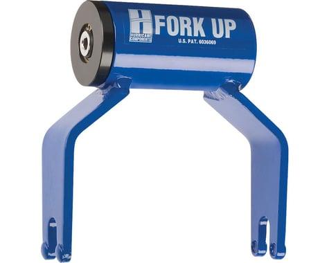 Hurricane Components Fork Up Adaptor (Cannondale Lefty Fork)