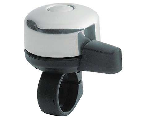 Mirrycle Incredibell Clever Lever Bell (Silver)