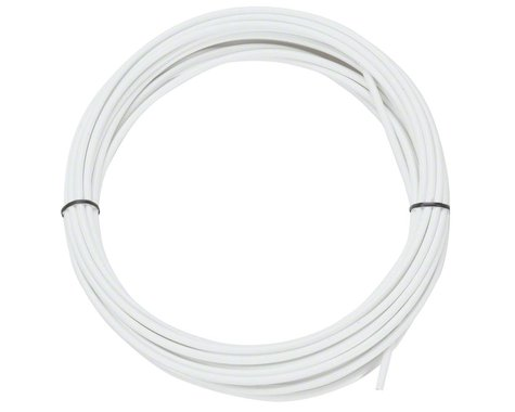 Jagwire Sport Brake Housing (White) (5mm) (10m Roll)