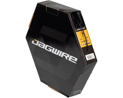 Jagwire 4mm Basics Derailleur Housing 50M File Box (Black)
