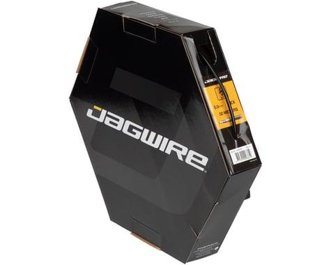 Jagwire 5mm Basics Derailleur Housing 50M File Box (Black)