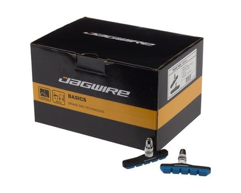 Jagwire Mountain Sport V-Brake Pads (Blue) (25 Pairs)