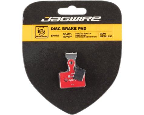 Jagwire Sport Disc Brake Pads (Semi-Metallic) (Shimano)