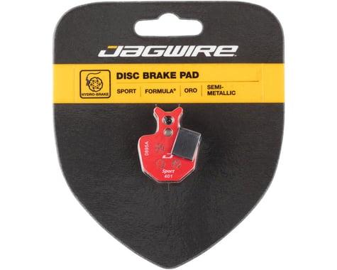 Jagwire Disc Brake Pads (Formula Oro) (Semi-Metallic)