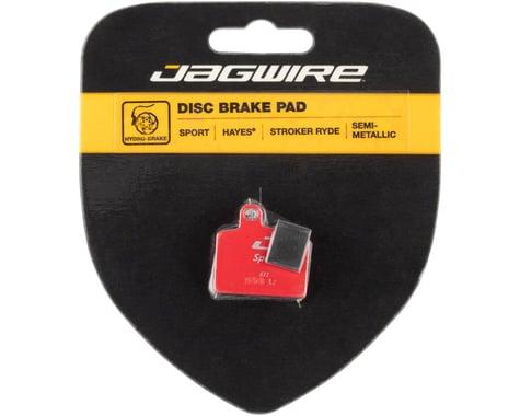 Jagwire Disc Brake Pads (Hayes Dyno/Radar/Stroker) (Semi-Metallic)